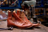 RMW 60 year old boots